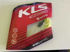 Predám Kellys Bowden Brzdový Kls 250 Cm Lime žltý 1ks