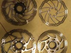 Shimano 160,180mm Kotúče