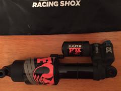 Fox Float X2 2-poz  Black Coating 216x63mm