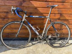 Bicykel Vantuyl Tica Plus Titan/carbon