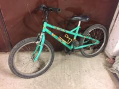 Detský Bicykel Jumbo