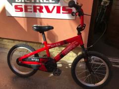 Detsky Bicykel Harry Viper 16