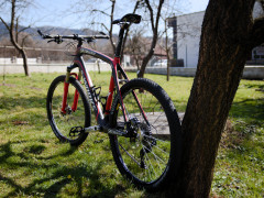 Specialized Stumpjumper S-works Ht 26''