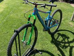 """Predám Celoodpružený 29"""" Bicykel S Prevodmi 1x11, Veľkosť M"""