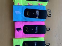 Farebné Cyklistické Ponožky