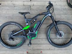 Predám E-bike Lapierre Overvolt Am500