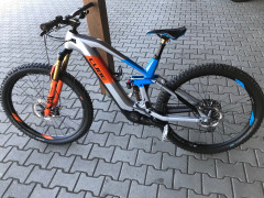 "Elektrobicykel Cube Stereo Hybrid 140 Hpc Actionteam 29"" 2020 20"""