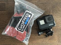 Predám Gopro Hero 7 Black + Príslušenstvo + 4k 128gb Karta