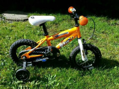 Detsky Bicykel Genesis Mx 12