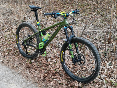 Nukeproof Scout 275 Expert 2020