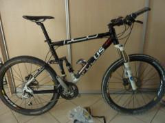 Predám Celoodpružený Bike Focus