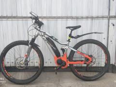 Elektrobycikel Haibike