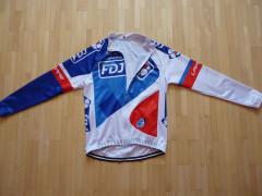 Fdj-cyklo Dres, Veľ: M