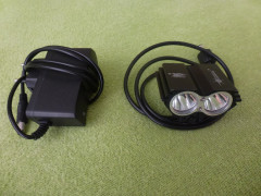 Svetlo Solarstorm X2+nabíjačka