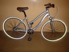 Rám Marin Stinson Lady 26 Er.  Aj Komplet. Bike V  Retro štýle 28 Er.