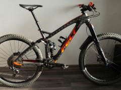 """Felt Decree Veľkosť M Full Carbon 150/140mm Trail Bike 27,5"""" Najazdené 500km"""