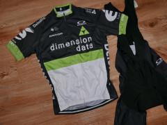 Dres + Kraťasy Dimension Data