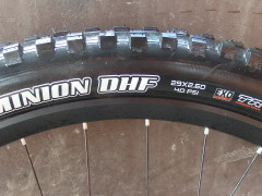 """Maxxis Dhf 29 X 2,6"""""""