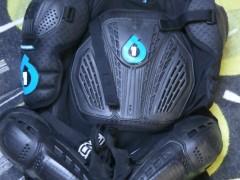 Chránič Tela Sixsixone Vapor Suit 2013