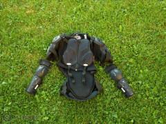 Korytnačka Ixs Hammer Jacket + Chrániče Lakťov Ixs