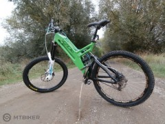 Race Bike Rb Dragster Fr Marzocchi Bomber 66
