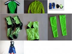 Rôzne  Cyklo Oblečenie