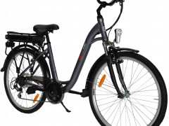 Elektrobicykel Ebike Mestský Green 10ah 250w Dámsky Pánsky