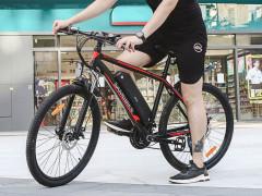 Predám Elektrobicykel Samebike 350w Horský Bicykel Ebike