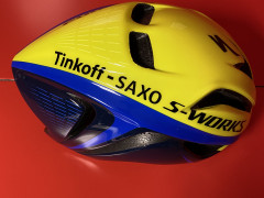 S-works Evade  - Tinkoff Saxo