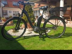 E Bike, Elektronicky Bicykel Ghost Andasol Wave 9 2016+cip