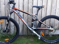 Celoodpruzenuý Bicykel Ktm Phinx