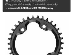 Absolute Black Round Xt8000