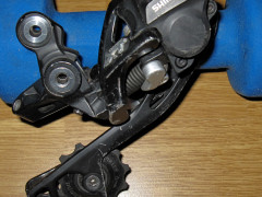 Shimano X T ..... Rd-786- S G S Shadow+