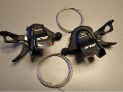Shimano Slx Sl-m670 2/3x10 Radiace Páčky
