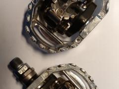 Shimano Pedále Mtb M545 Spd