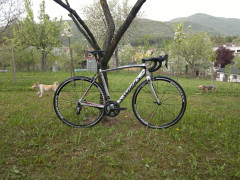 Specialized S-works Tarmac Sl4 56 Fact Is 11r Carbon