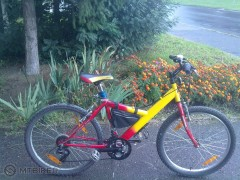 Predám Detský Bicykel Junior