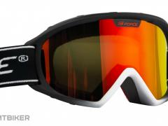 Okuliare Force Ski Switch, čierne, Multilaser Sklo