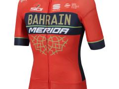 Sportful Bahrain-merida Bodyfit Pro Evo Jersey (2018), Vel. S