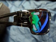 Predám Originálne Tifosi Dolomite 2.0, Dymový Rám, Modré Polarized Sklá