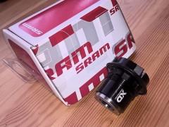 Orech Sram Xd Driver Body 11-speed Pre Náboje Sram X0, Roam 30, Roam 40, Rise Xx, Rise 60 (b1)