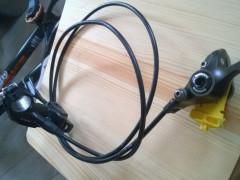 Hydraulické Brzdy Shimano Saint P+z