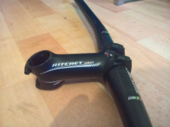 Predstavec Ritchey 90mm -17st.