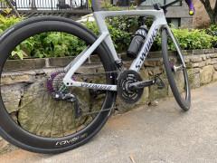 Roval Clx 50 Sagan Edition