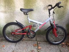 Detský Celodopružený Bicykel