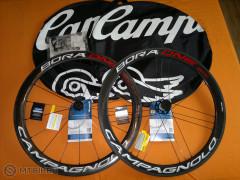 Nové Campagnolo Bora One 50 Ac3 Carbon 1226g(vážené)