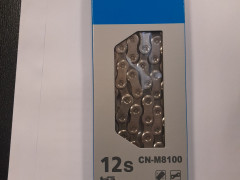 ReŤaz Shimano Deore Xt Cn-m8100 12sp 116cl + Spojka Smcn910