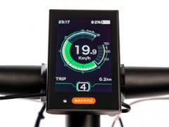 Crussis E-gordo 7.5-s  Max 40km/h