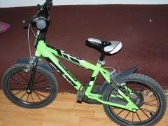 Predám Detský Bicykel Dinobike R88, 16 Inch Pre 4-6r