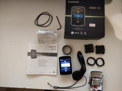 Garmin Edge 520 Nova Bateria